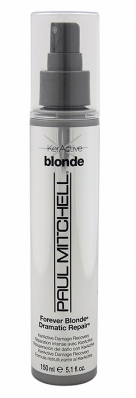 Paul Mitchell Forever Blonde Dramatic Repair - Восстанавливающий спрей-кондиционер 150мл