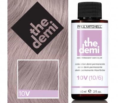 Paul Mitchell The Demi 10V - Безаммиачный краситель 60 мл