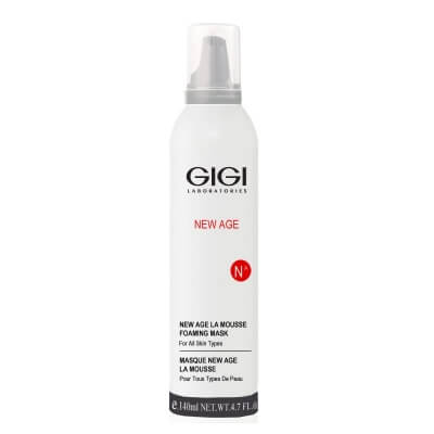 Gigi NA Foaming mask - Маска-мусс экспресс лифтинг 140 мл