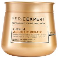 Loreal Absolut Repair Lipidium Masque - Восстанавливающая маска для волос 250 мл