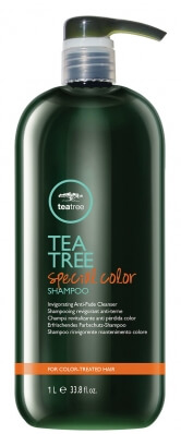 Paul Mitchell Tea Tree Special Shampoo Color - Шампунь с маслом чайного дерева для окрашенных волос 1000 мл