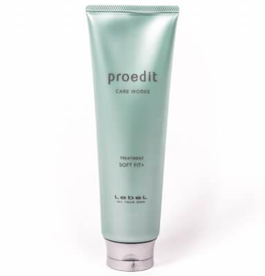 Lebel Cosmetics Маска для сухих/жестких волос Proedit Soft Fit+.250мл