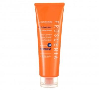 Lebel Cosmetics Маска для прямых волос Proscenia М 240мл