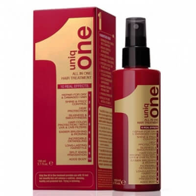REVLON Uniq One Несмываемая маска спрей (Uniq One All in One Hair Treatment), 150мл