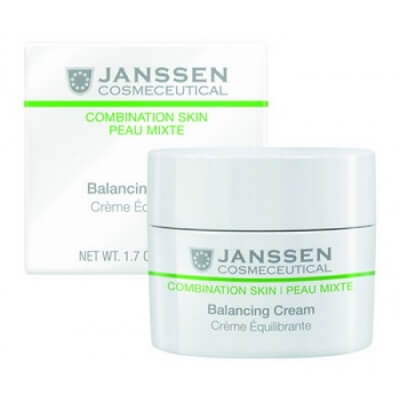 Janssen Combination Skin Balancing Cream Балансирующий крем 200мл
