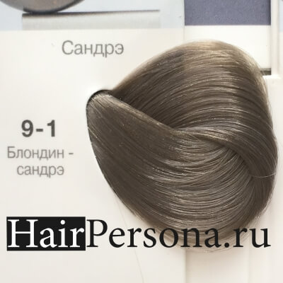 Schwarzkopf Краска IGORA Royal 9-1 Блондин сандрэ, 60мл