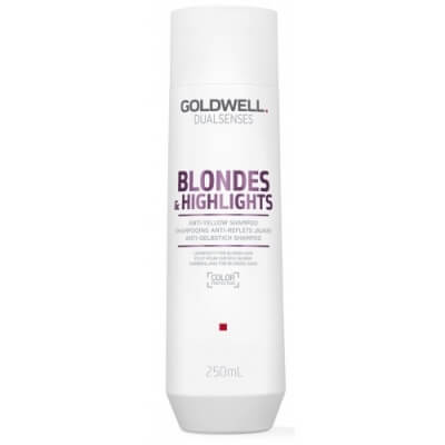 Goldwell Blondes & Highlights Anti-Brassiness Shampoo - Шампунь против желтизны 250мл