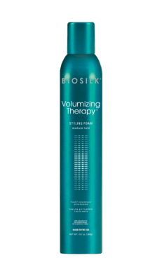 Biosilk Volumizing Therapy Styling Foam - Пена для объема средней фиксации 360гр