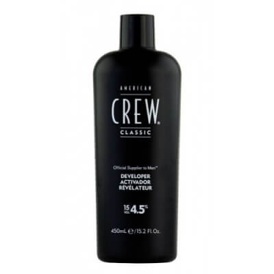 American Crew Precision Blend Developer - Активатор 4,5 % 450мл