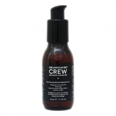 American Crew Lubricating Shave Oil - Масло для бритья 50мл