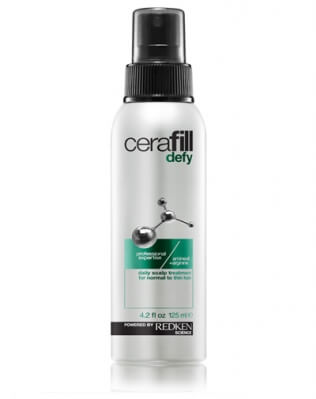 Redken Cerafill Defy Scalp Treatment - Несмываемый уход 125мл