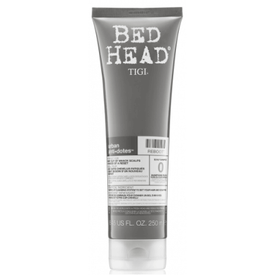 TIGI Bed Head Urban Anti+dotes Reboot - Шампунь-детокс 250 мл