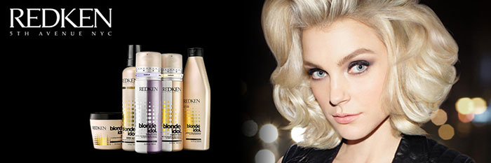 Redken BLONDE IDOL Для светлых волос