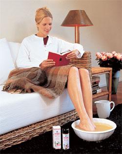 бальзам для ног, гель крем для ног