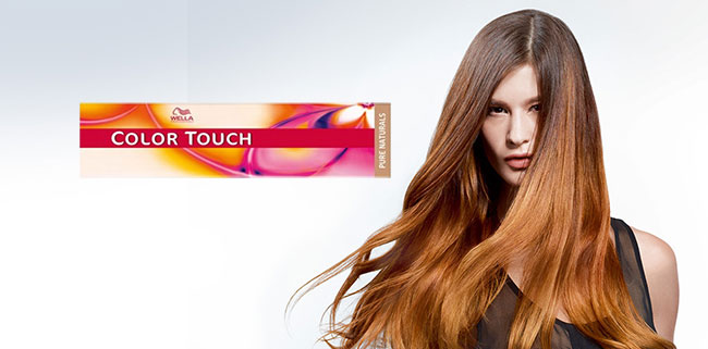 Краска колортач для волос
