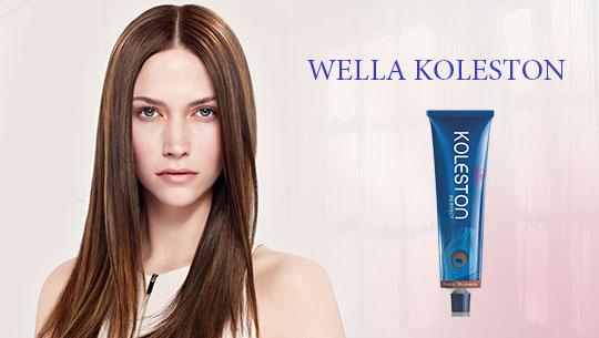 Wella koleston купить , краска для волос колестон