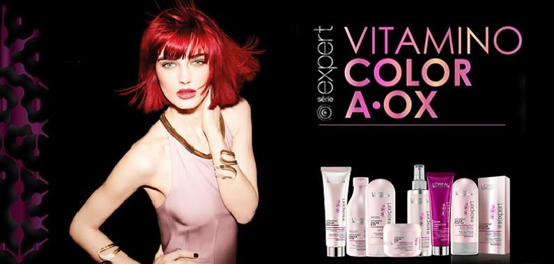 Витамино Колор (Vitamino Color A-OX) для окрашенных волос