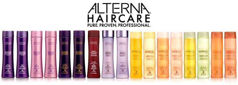 Alterna косметика для волос, Alterna, Альтерна, Alterna