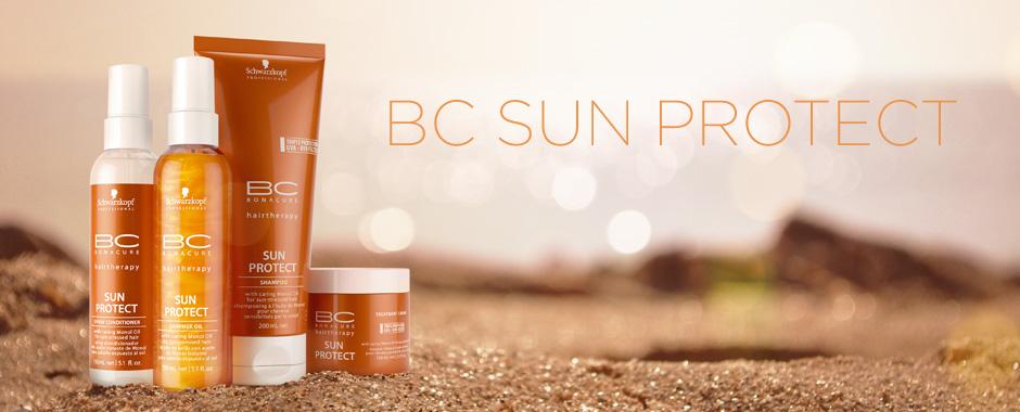 Bonacure Sun Protect - Защита от солнца