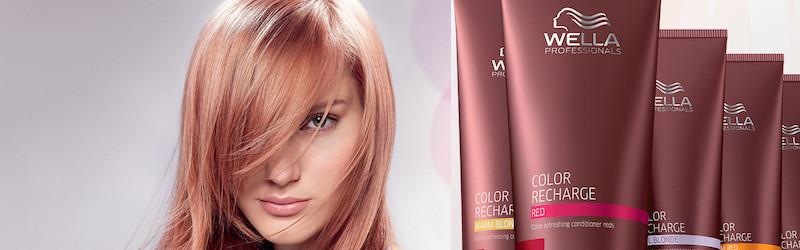 освежение цвета wella color recharge