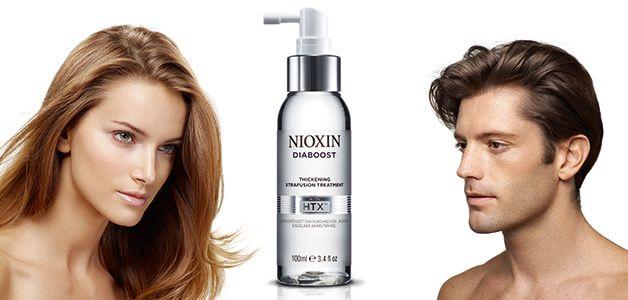 NIOXIN Серия средств для укрепления и роста волос, обновления кожи головы