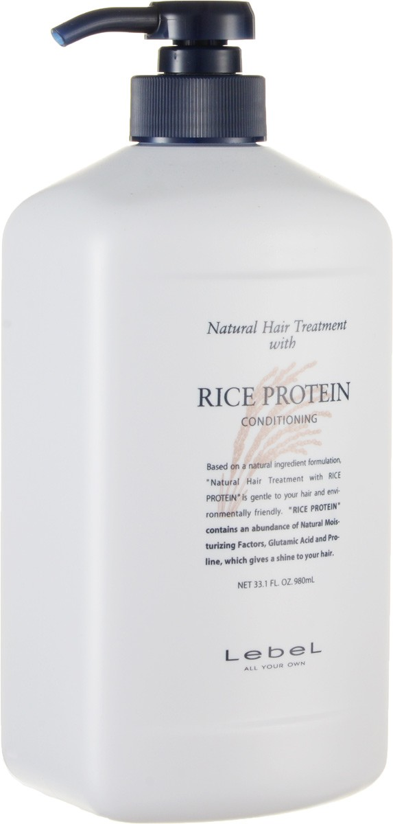 Кондиционер для волос rice protein