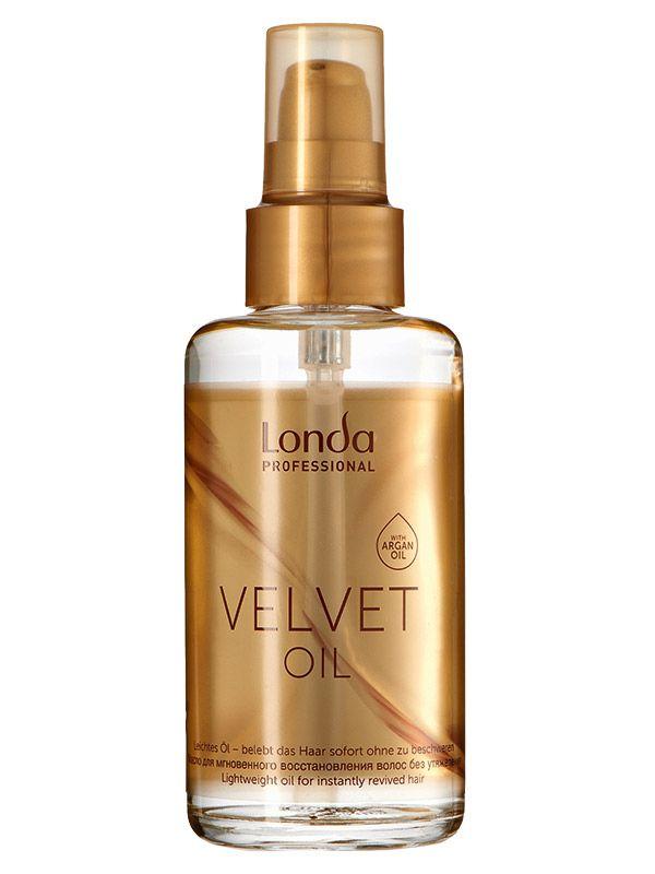 Масло для волос velvet oil londa professional отзывы