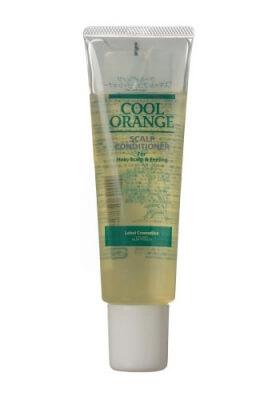 Lebel Cosmetics Очиститель Холодный Апельсин для жирной кожи головы 130гр