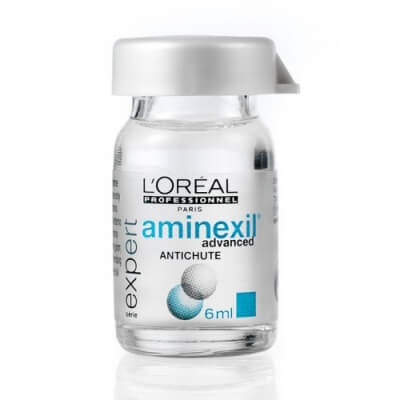Loreal Ампулы против выпадения волос L`Oreal Professionnel Expert Aminexil Advanced Лореаль Профессионал 1шт.