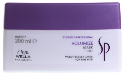 Wella SP Volumize Маска для объема Volumize Mask (Велла) 200мл