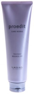 Lebel Cosmetics Маска для сильно поврежденных волос Proedit Bounce Fit 250мл