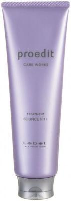 Lebel Cosmetics Маска для сильно поврежденных волос Proedit Bounce Fit+.250мл