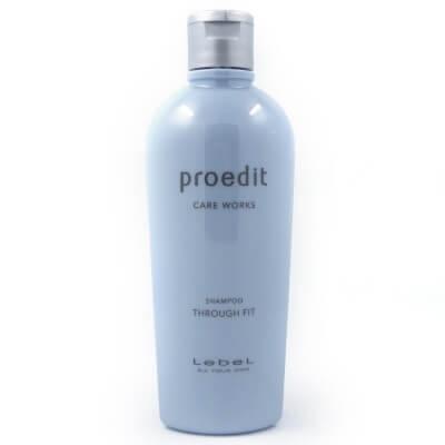 Lebel Cosmetics Шампунь для непослушных жестких волос Proedit Through Fit 300мл