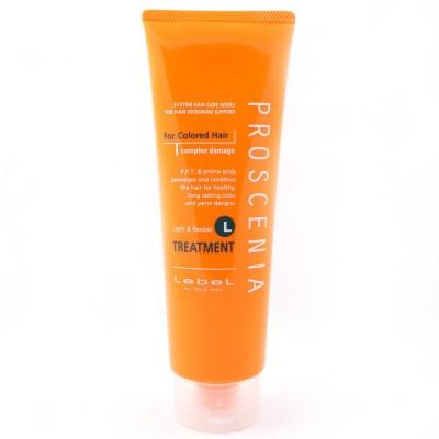 Lebel Cosmetics Маска для волнистых волос Proscenia L 240мл