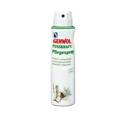 Gehwol - Актив-спрей (Fusskraft Caring Foot Spray) 150мл
