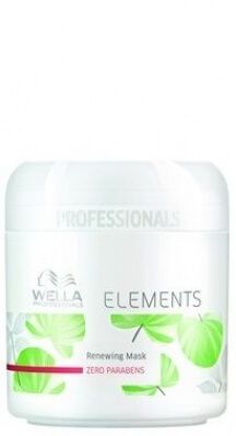 Wella Elements - Обновляющая и восстанавливающая маска без парабенов, 150мл