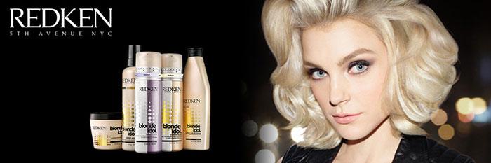 Redken BLONDE IDOL Для светлых волос
