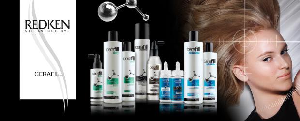 Redken CERAFILL - Восстановление волос