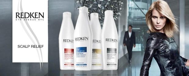 Redken Scalp Relief - уход за кожей головы